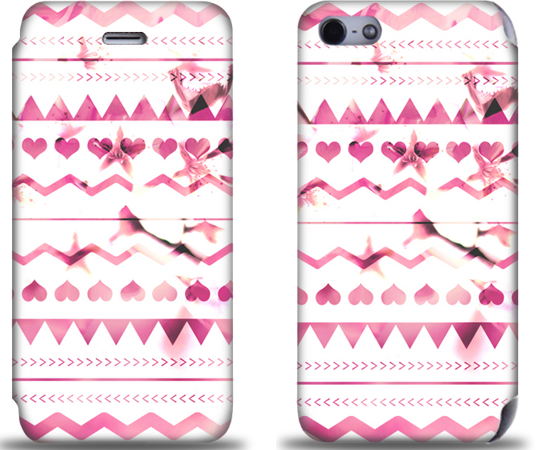 idiwa_flipfodral_slim_design_malinw_iphone6_aztecmonster_pink_1