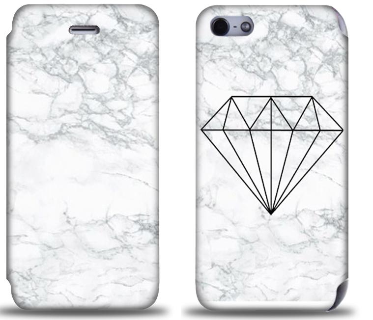 idiwa_flipfodral_slim_design_malinw_iphone6_marmor_diamant_vit_1