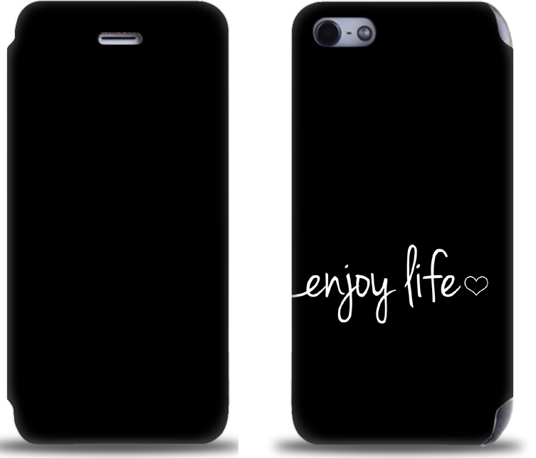 idiwa_flipfodral_slim_designskal_malinw_iphone6_enjoy_life_black_1