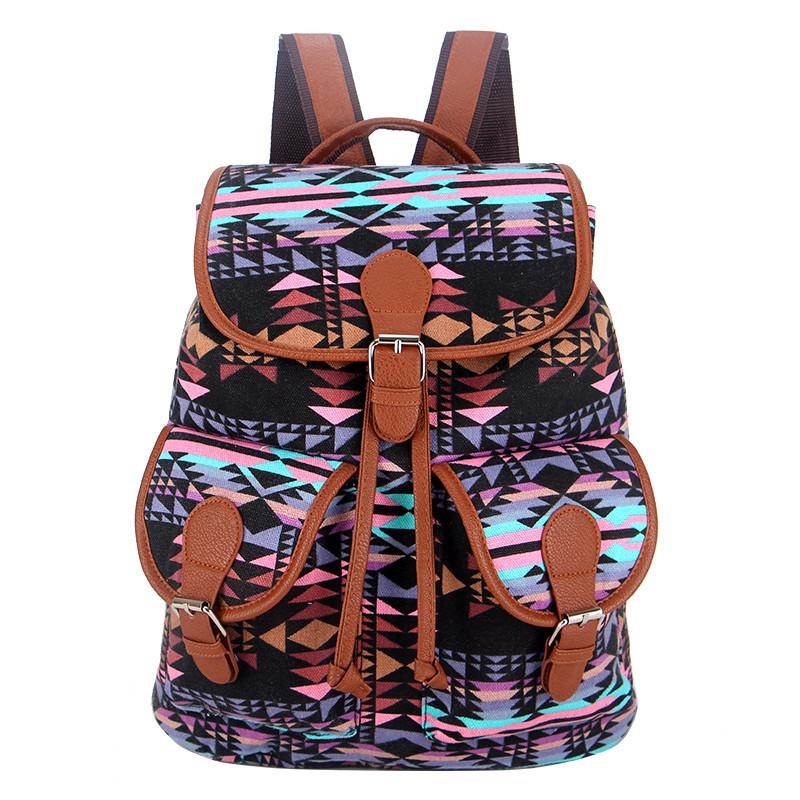 triangelmonster_lila_rosa_bla_svart_multifarg_ryggsack_backpack_idiwa_1